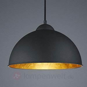 Lampen Auf Rechnung : schwarz goldene metall h ngeleuchte jimmy kaufen mir geht ein licht auf pinterest ~ Orissabook.com Haus und Dekorationen