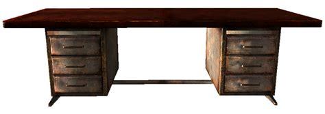 bureau transparent ikea image wooden office desk png fallout wiki fandom