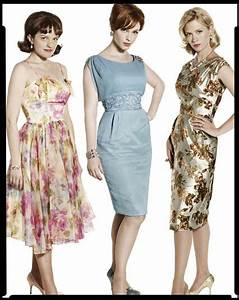 1960s Fashion: The Women of Mad Men | Fashion in Motion