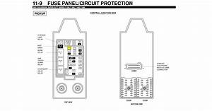 F250  Powerstroke  Me A Diagram Of The Fuse Box  And Which