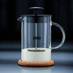 Morrisons: Bodum Latteo Milk Frother with Glass Handle ...
