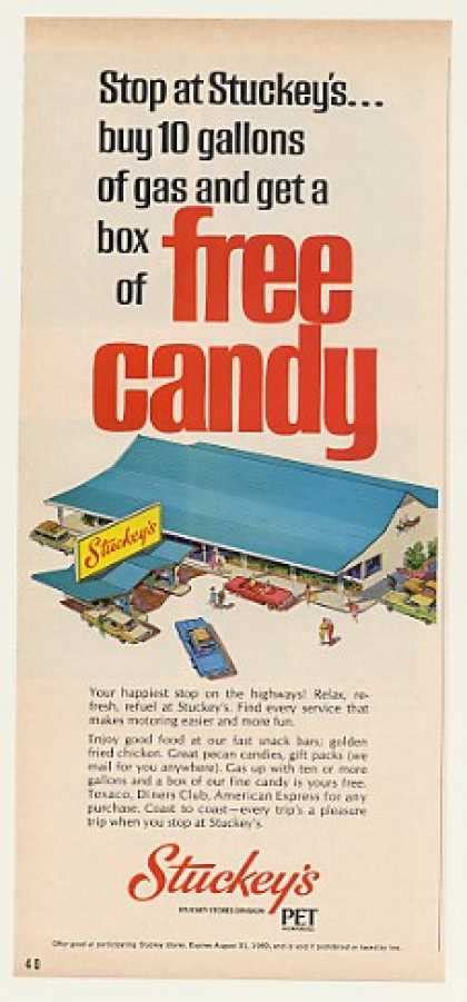 Vintage Candy Advertisements of the 1960s (Page 4)