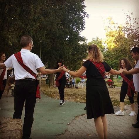Estate 2017  Danze Scozzesi All'aperto  Società Di Danza