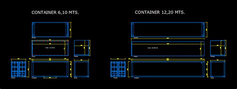 container  autocad  cad   kb