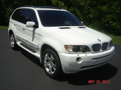 Purchase Used 2003 Bmw X5 Suv In New Oxford, Pennsylvania