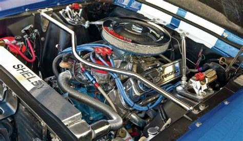 ford mustang ford  small block engine muscle