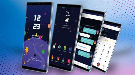How To Submit A Galaxy Themes Portfolio Samsung