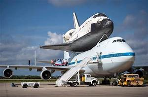 Space Shuttle Endeavour takes final flight to Los Angeles.