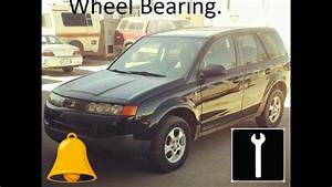 How To Change A Front Wheel Bearing 2002