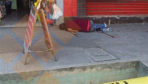 Matan A Joven En Poza Rica Veracruz  Noticias Veracruz
