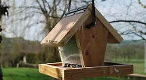3 Ides De Mangeoires Oiseaux Fabriquer Soi Mme Les