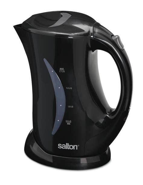 kettle cordless jug liter quart salton