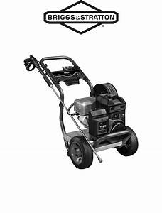 Briggs  U0026 Stratton Pressure Washer 020364