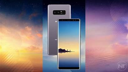 Note Galaxy Wallpapers Samsung Infinity Display Dates