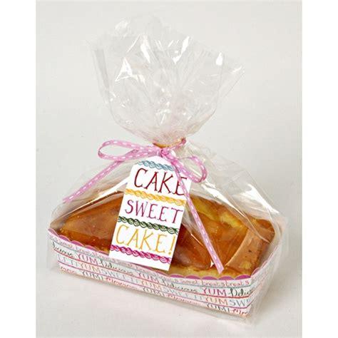 loaf cake packaging set   love  idea baking