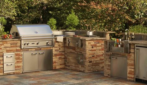 grill für outdoor küche choosing a professional barbecue grill for your outdoor kitchen outdoor kitchens