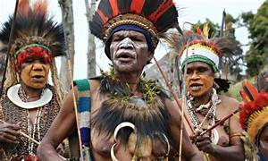 Papua New Guinea: a trek to the village time forgot ...
