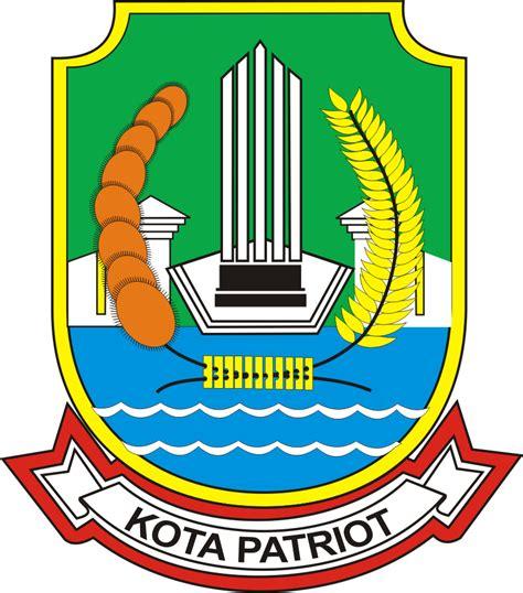 logo kota bekasi kumpulan logo indonesia