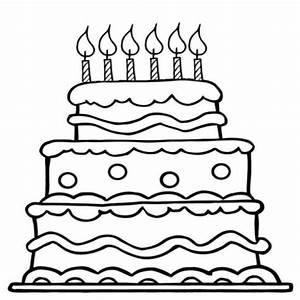 Dessin Gateau D Anniversaire : dessin a colorier gateau d anniversaire frais ~ Louise-bijoux.com Idées de Décoration