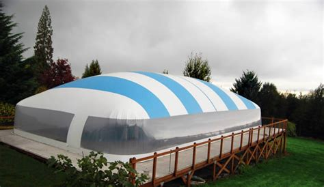 Inground Winter Swimming Pool Safety Cover Dome