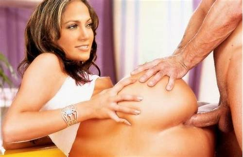Tough Sore Throat Sex #Round #Assed #Jennifer #Lopez #Gets #Anal #Fucked