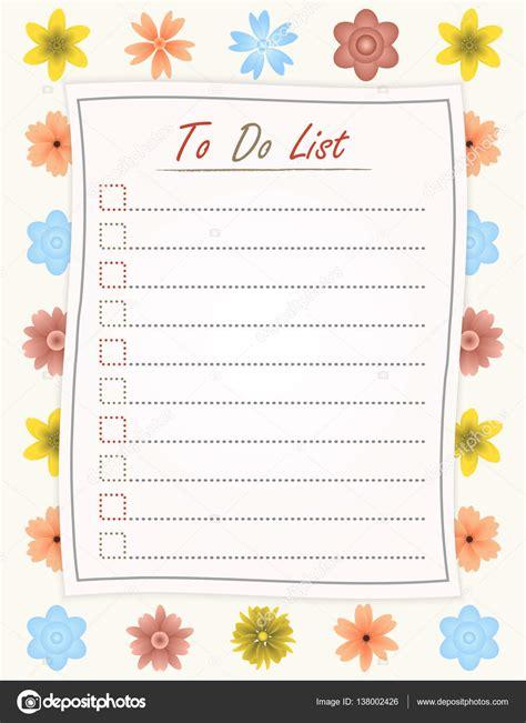 list paper   flower design background