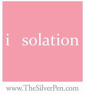 Isolation Quotes QuotesGram