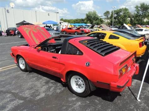 1978 Mustang King Cobra For Sale by 1978 Ford Mustang Ii King Cobra For Sale Photos