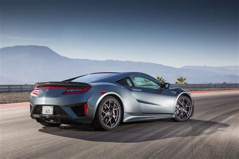 acura nsx reviews  rating motor trend