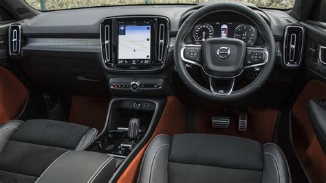 volvo xc photo interior image carwale