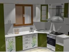 Moduler Kitchen Design by Flower Design Modular Kitchen