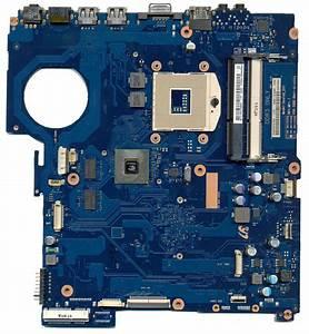Motherboard Samsung Rv511 Ba41