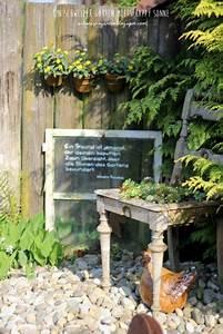 Deko Fenster Für Garten : pin von monika lau er auf garten gartenschilder garten deko und garten ~ Orissabook.com Haus und Dekorationen