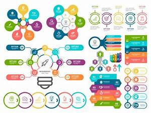 Best Infographics Illustrations  Royalty