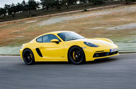 Review Porsche 718 by Review Porsche 718 Cayman Gts The I Newspaper Inews