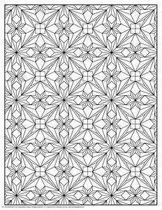 Adult Coloring Pages Patterns - Coloring Home
