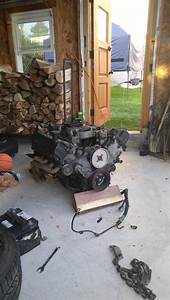2002 Mustang Gt 4 6l Engine And Manual Transmission