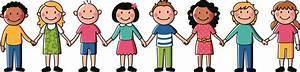 Kids Holding Hands Clipart – 101 Clip Art