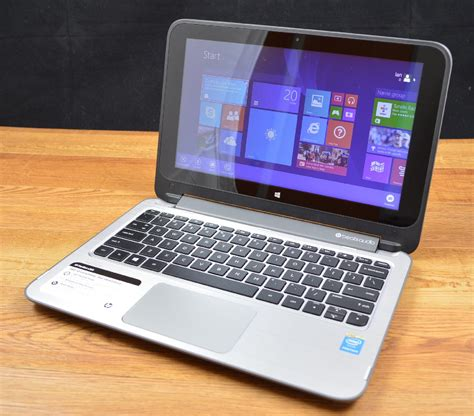 HP Pavilion x360 11 Review Best of Both Worlds?