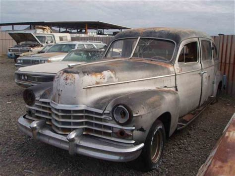 1947 Cadillac Antique For Sale
