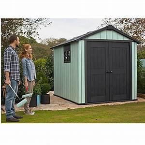 Abri De Jardin Keter : abri de jardin r sine keter m ep 20 mm brossium ~ Dailycaller-alerts.com Idées de Décoration