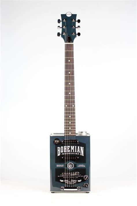 bohemian moonshine bgmsh oil  guitar vintage
