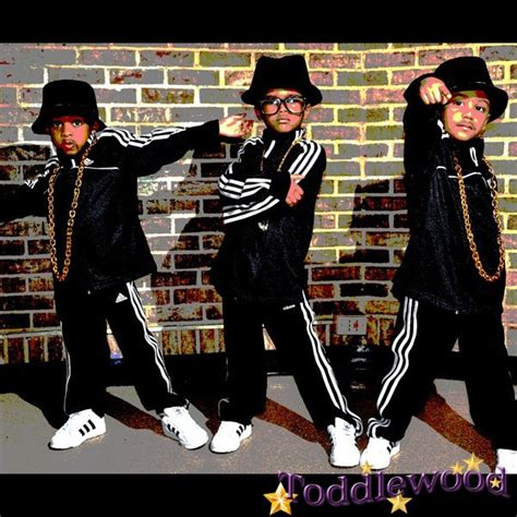 Toddlewood's Run DMC - ToddlewoodToddlewood