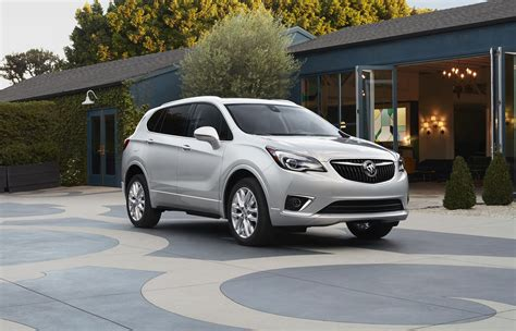 More Gears, Less Money 2019 Buick Envision Updated