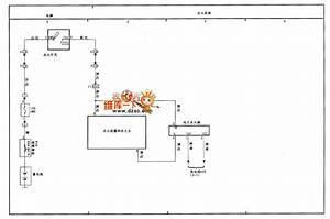 Tianjin Vios Ignition System Circuit Diagram - Automotive Circuit - Circuit Diagram