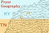 Tennessee Dry Counties Map