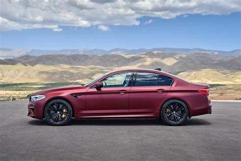 2018 Bmw M5 First Edition Specs And Details
