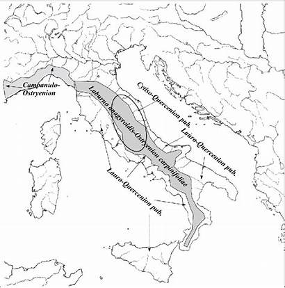 Peninsular Alliances Distribution Sub Italy Four Area