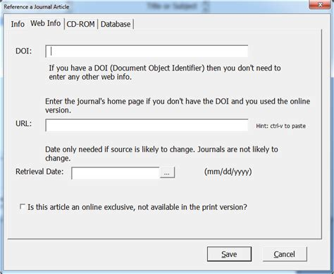 screenshots reference point software