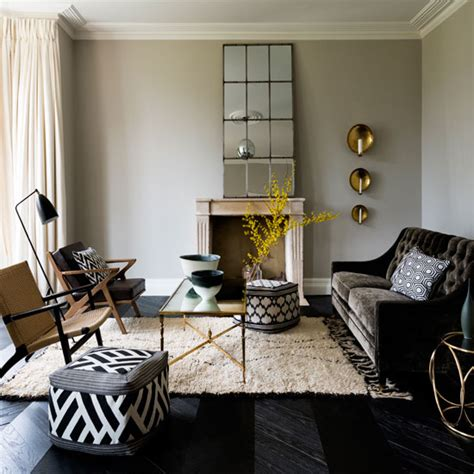 james bond inspired interiors ideal home